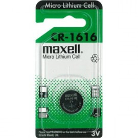 MAXELL Pile Bouton Lithium - CR1616 Standard