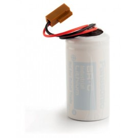 CHRONO Pile lithium BRC - 3V - 5000mAh + Connecteur