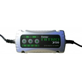 I POWER US Chargeur BATTERIES TOUS TYPES - 6/12V - 1Ah