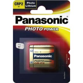 PANASONIC CRP2 Power photo - CR2P - DL223A