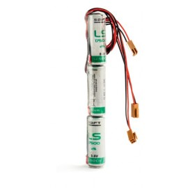 CHRONO PACK Plie CR17500 Lithium 3x3.6V - 3600mAh + Connecteur