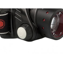 LED LENSER Lampe Frontale LED H14R - Rechargeable
